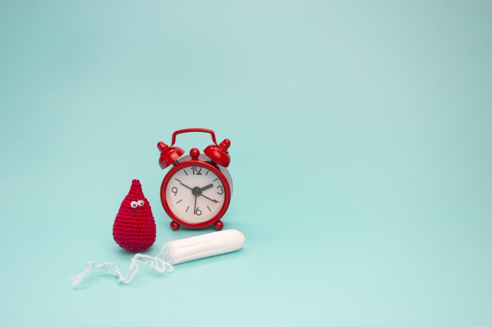 10 tage dauert periode Menstruation: Alles